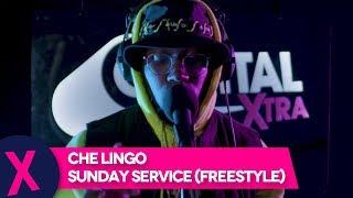 Che Lingo   'Sunday Service' Freestyle | Capital XTRA #OnesToWatch Live Session