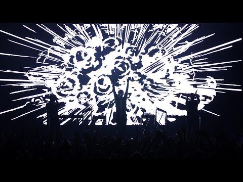 MODERAT 'Bad Kingdom' Live at Velodrom, Berlin
