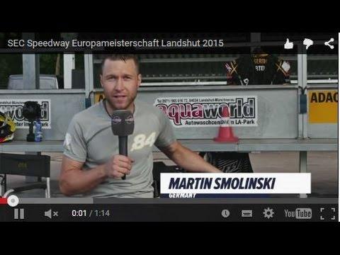 SEC Speedway Europameisterschaft Landshut 2015