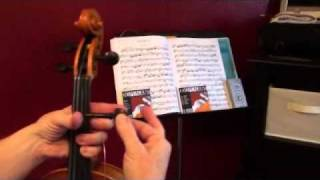 How To Change Your Violin Strings (Part 1)