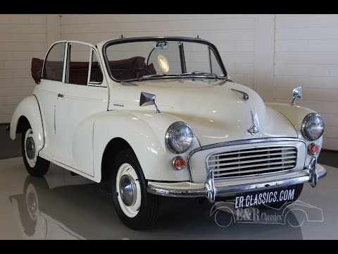 1957 Morris Minor for Sale - CC-1019760