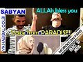 Arab React To YA HABIBAL QOLBI versi SABYAN MOROCCAN REACT