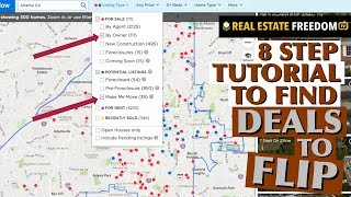 Zillow Homes For Sale By Owner - 8 Step Tutorial to Find Houses to Flip