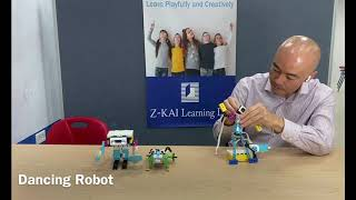 Robotics by Z-Kai Learning Lab