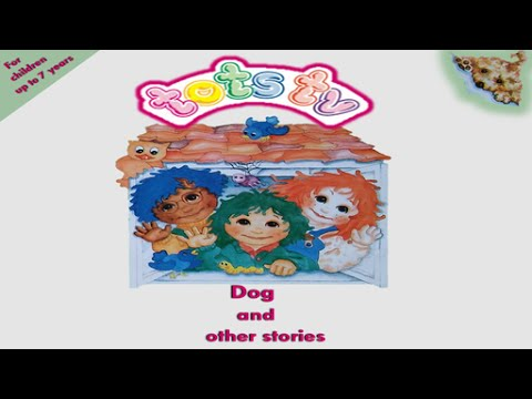 Tots TV: Dog & other stories (1994 VHS)