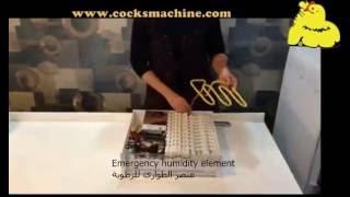 Инкубатор для яиц green cocks - видео 3