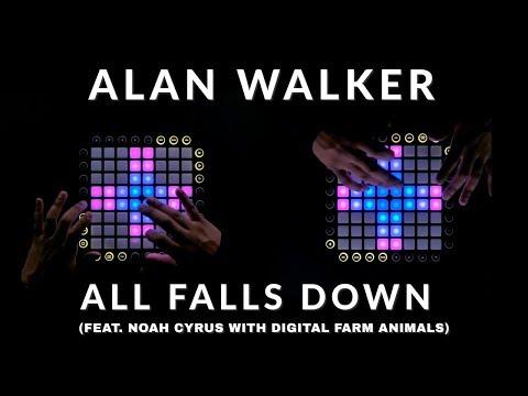 Alan Walker - All Falls Down (feat. Noah Cyrus) // Launchpad Performance