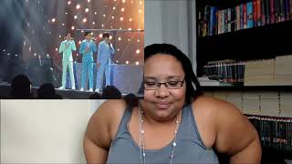 TNT Boys perform in the All Star Showdown Concert ! Reaction