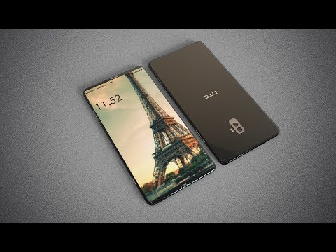 HTC U12 ha il Face ID e la ricarica wireless in questo nuovo video