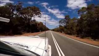 Vest Australien - Den Sydlige Del