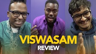 VISWASAM REVIEW - FDFS - CANADA FANS ARE MASS