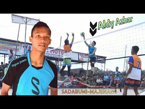 Kerahkan tenaga runtuhkan Aldy Azhar || kekuatan full anak2 muda BRi majenang.