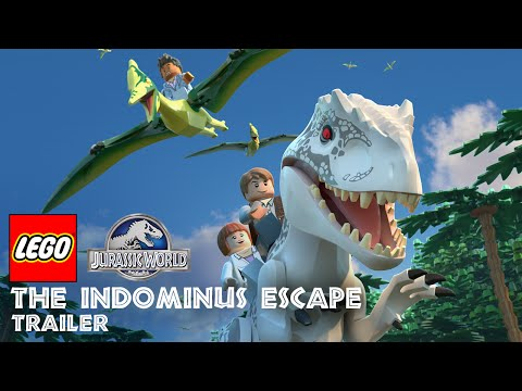 Lego Jurassic World: The Indominus Escape ( LEGO Jurassic World: The Indominus Escape )