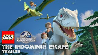 LEGO Jurassic World: The Indominus Escape (2016) Video