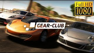 Gear.Club Game Review 1080P Official Eden Games Racing 2016