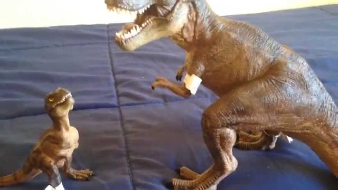Conoce los dinosaurios: Tyranosaurio