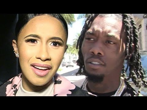Cardi B FILED For Divorce From Offset, After Caught Him Cheating Again