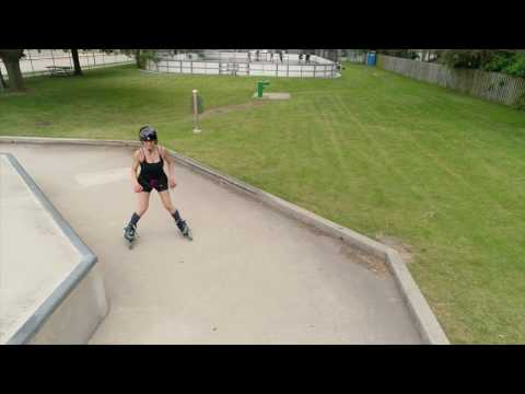 Video: 5th Element Stella Womens Inlines Skates - by Inlineskates.com