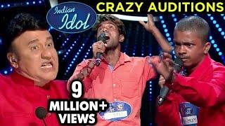 Indian Idol 11 AUDITIONS CRAZY Contestants Singing With Neha Kakar Anu Malik & Vishal Dadlani