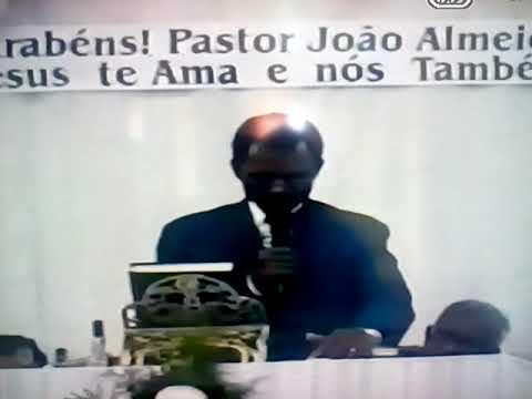 PASTOR ANTONIO ALMEIDA - PR. JOÃO ALMEIDA FAZ DECLARAÇÕES NA AD. SETOR SOBRADINHO