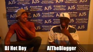 DJ Hot Boy Interview Pt 2 Talks Gucci Mane  Calls Kodak Black The Youth Of Hip Hop