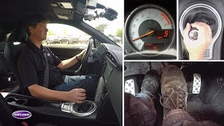 How to Drive a Manual Transmission — Cars.com