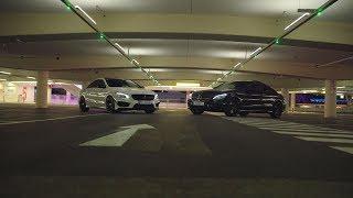 Mercedes C43 AMG & CLA AMG Carporn   YouStudio