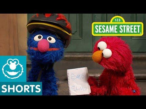 Sesame Street: Elmo Inspires Grover with ELMOtivation!