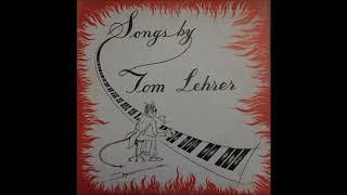 Tom Lehrer – Songs By Tom Lehrer  1953