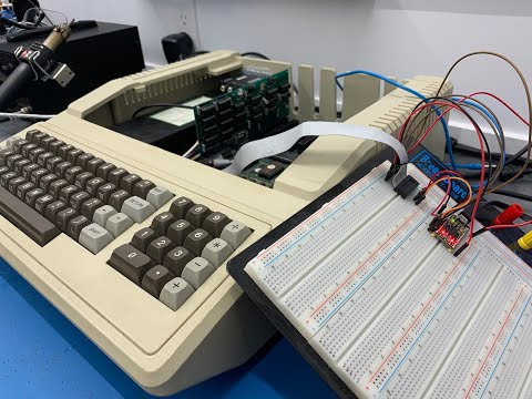 DJ's Apple II Pi Hack (Part 1/2)