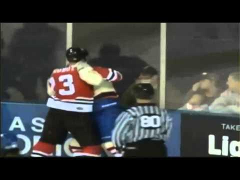 Brad Drobot vs Craig Simchuk