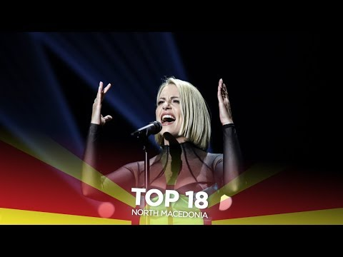 North Macedonia in Eurovision - My Top 18 (2000-2019)