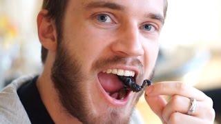 EATING A SCORPION (5 Weird Stuff Online - Part 21)