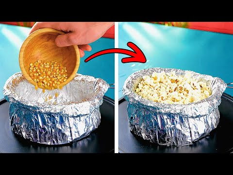 Great Cooking Hacks You've Never Seen Before || 5-Minute Recipes That Will Make You a Pro!