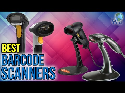 10 Best Barcode Scanners 2017