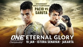 🔴 [Live in HD] ONE Championship: ETERNAL GLORY
