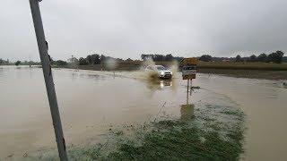Poplave v Kuršincih
