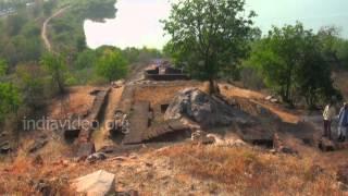 Remains of Pravarapura and Pravarasena in Mansar, Ramtek