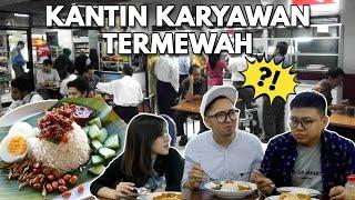 CUMA KANTIN KARYAWAN TAPI RAME ?? ft EDHOZELL