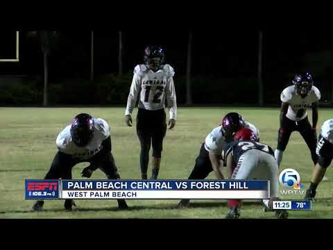 Palm Beach Central vs Forest Hill
