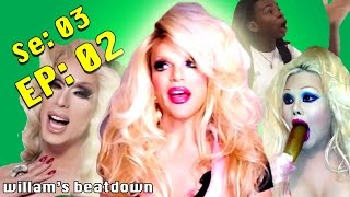 Download Video BEATDOWN S3 Episode 2 with Willam MP3 3GP MP4