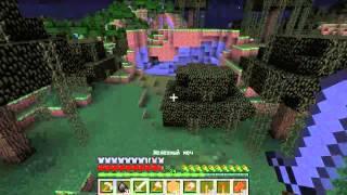 LP Ванильный Minecraft 1.7.2 #4 (Охота на Хэллоуин)