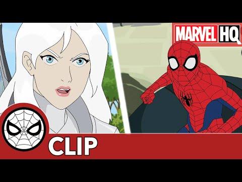 """SNEAK PEEK – 'Superior Spidey' vs Ock Bot in Marvel's Spider-Man """"My Own Worst Enemy"""""""