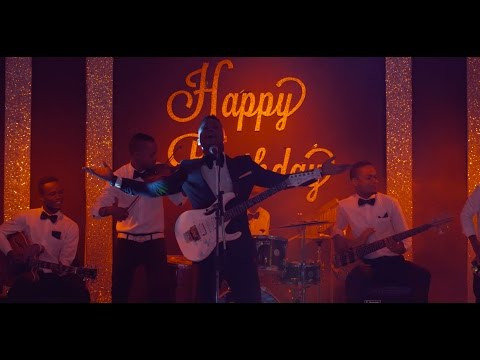 HARMONIZE - HAPPY BIRTHDAY ( OFFICIAL MUSIC VIDEO)