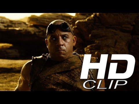 Riddick Clip 'Ambushed'
