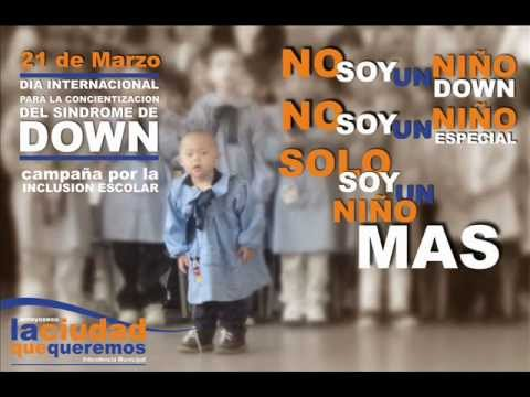 Watch video Síndrome de Down: Soy un niño más