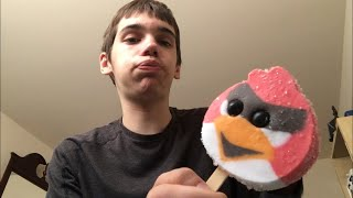 Angry Birds Red Bird Ice Cream Pop Review
