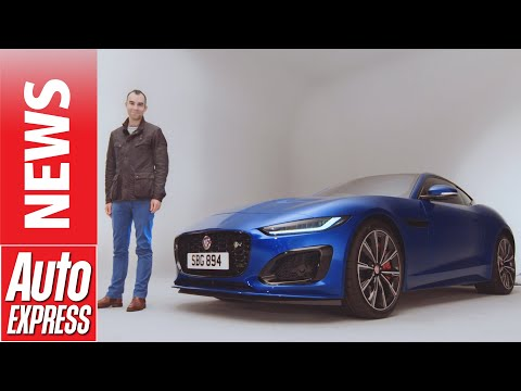 New look Jaguar F-Type arrives for 2020 - sleek sports car sharpens its act