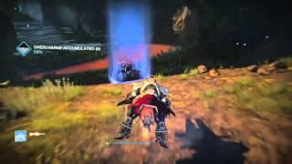 Destiny (Xbox One) Overcharge 5 on Venus: Citadel - Energy Burst Patrol Beacon Mission