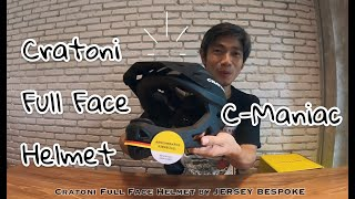 CRATONI C-Maniac Full Face Helmet Review and Test